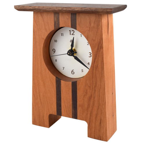 Craftsman Desk Clock