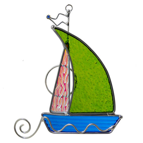 Sailboat Suncatcher