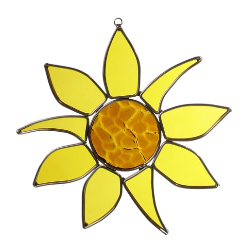 Sunflower Sun Catcher