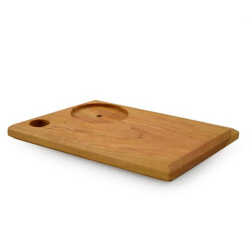 Hardwood Cherry Breakfast Board