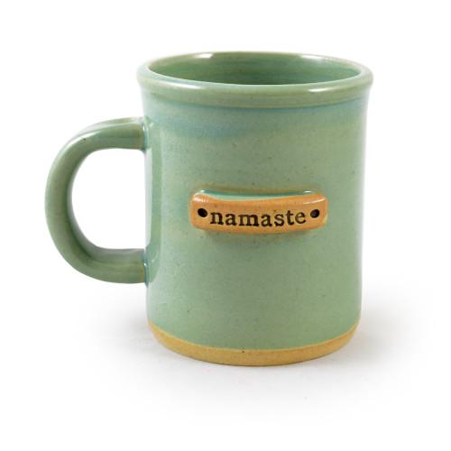 Namaste Stoneware Mug