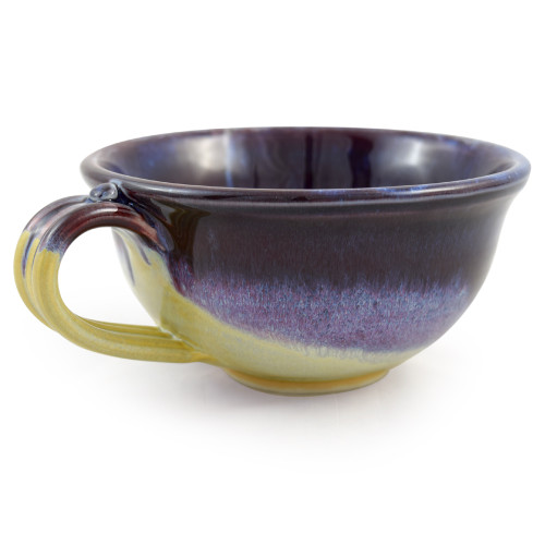 Wild Blackberry Pottery Collection: Chowder Mug