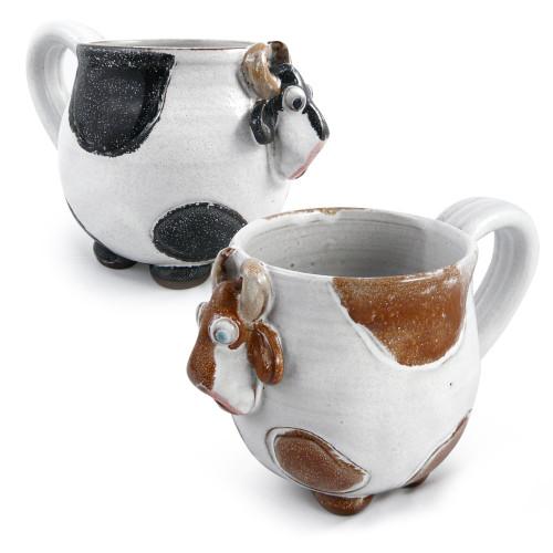 Mootilda Cow Stoneware Mug