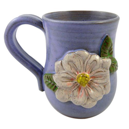 Magnolia Stoneware Mug