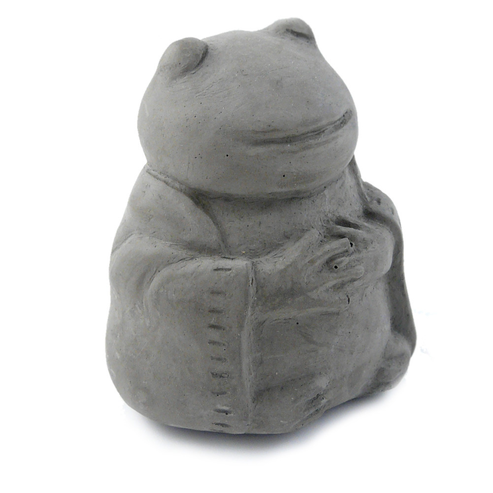 Buddha Frog Mini Desk Pet