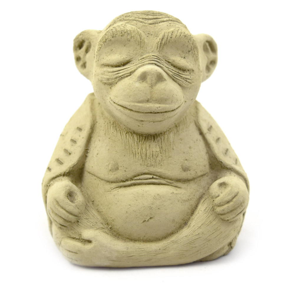 Buddha Monkey Desk Pet