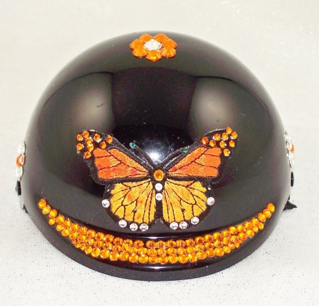 Monarch Butterfly Dog Helmet