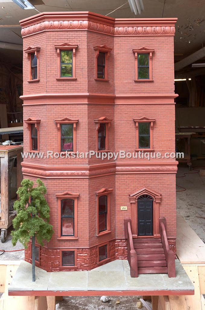barbra streisand dog house