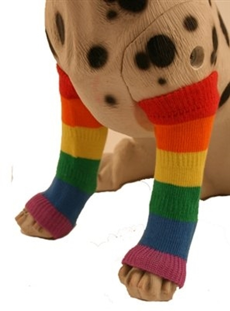 Pride Pet Leg Warmers (set of 4)