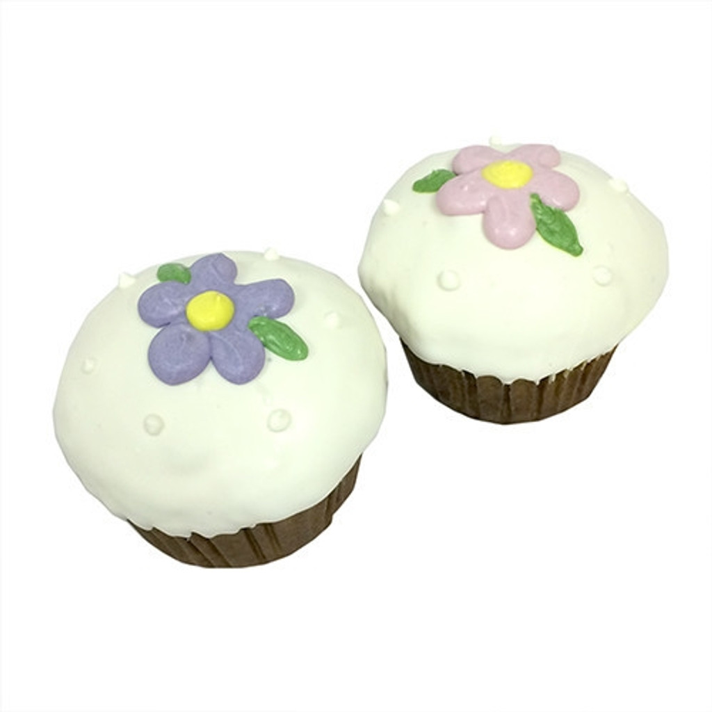 Garden Party Cupcakes (set of 6)
