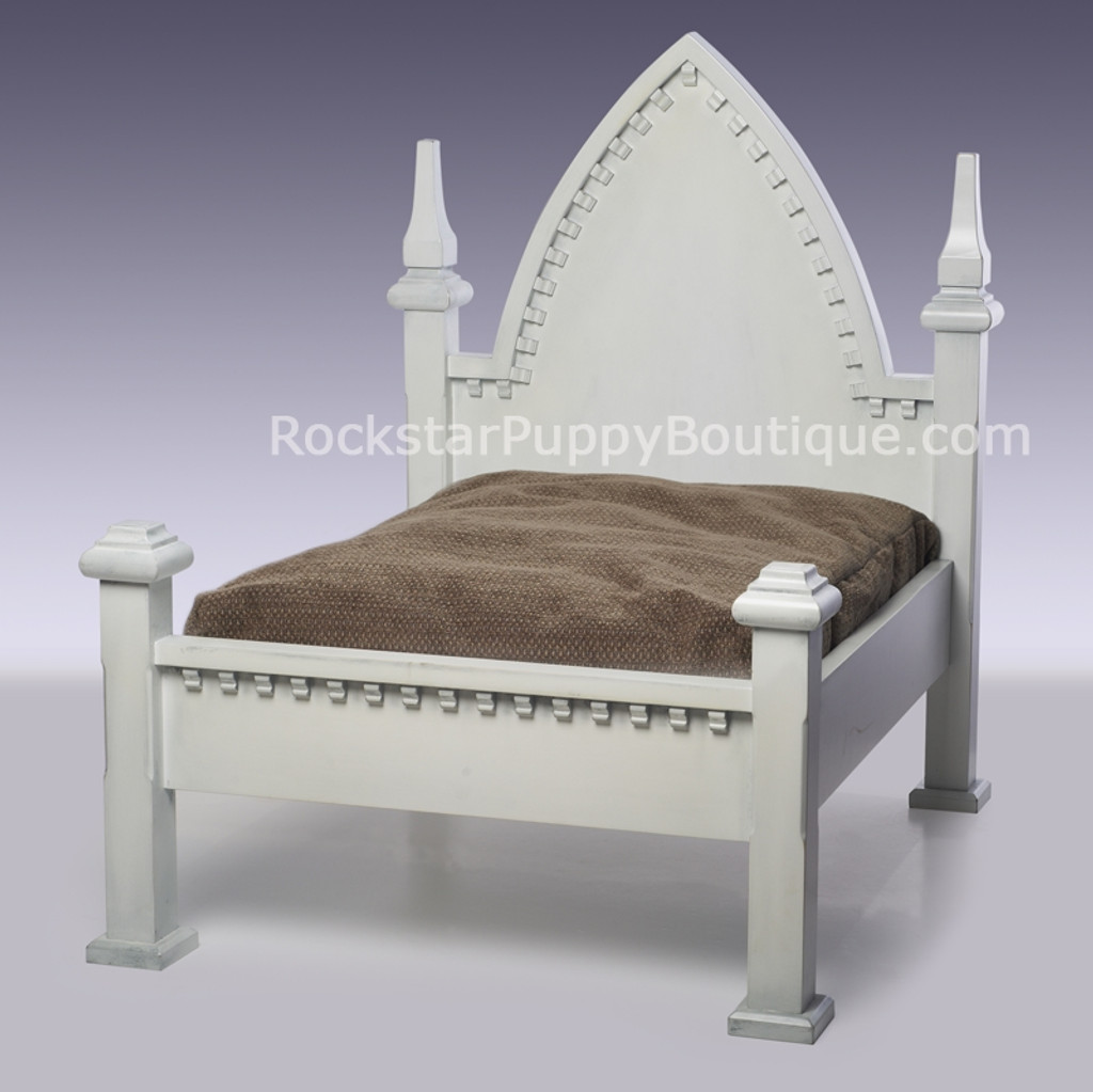 Gothic Dog Bed | Luxury Dog Beds