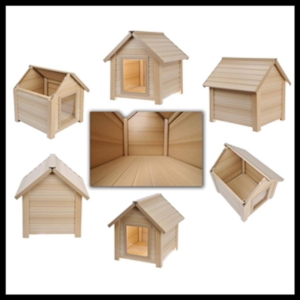 Eco Friendly Dog House - Many SIzes Available
