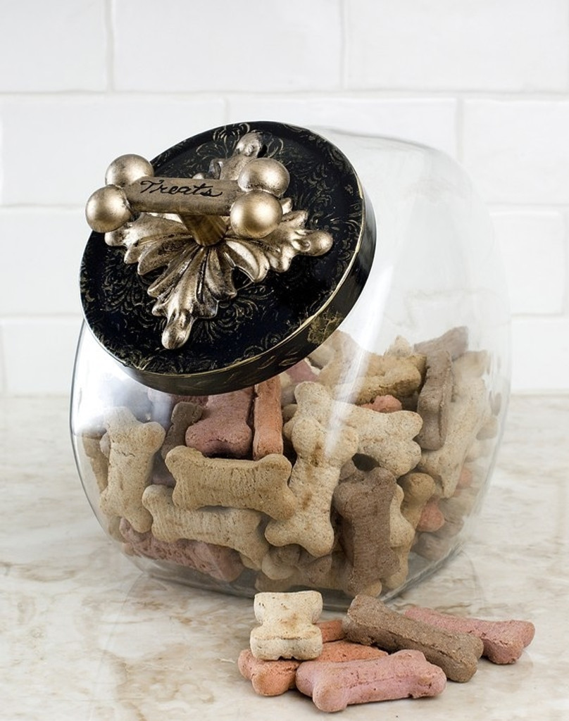 Countertop Couture Dog Treat Jat