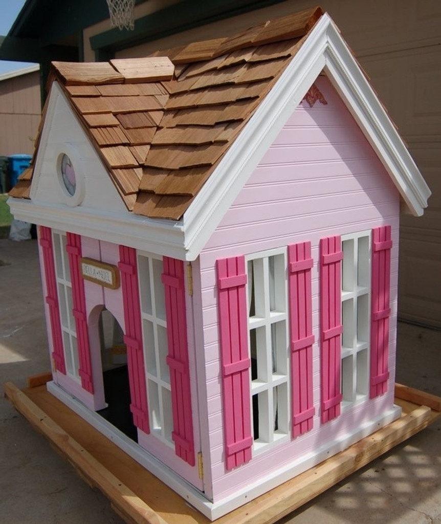 Jwoww Dog House
