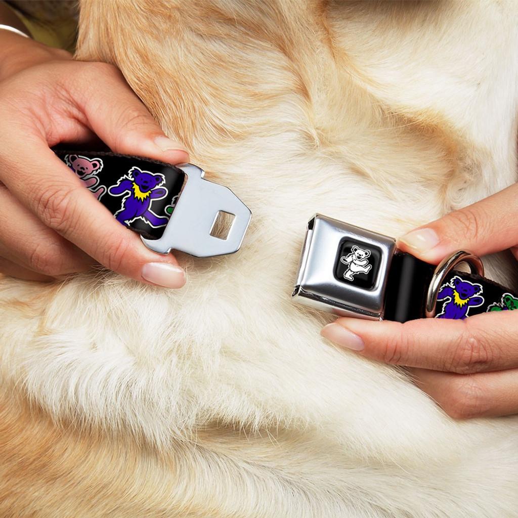 Dog Collar |  Dancing Bears Dog Collar