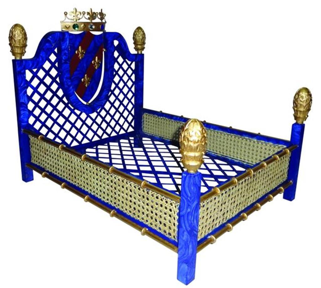 Lapis dog bed