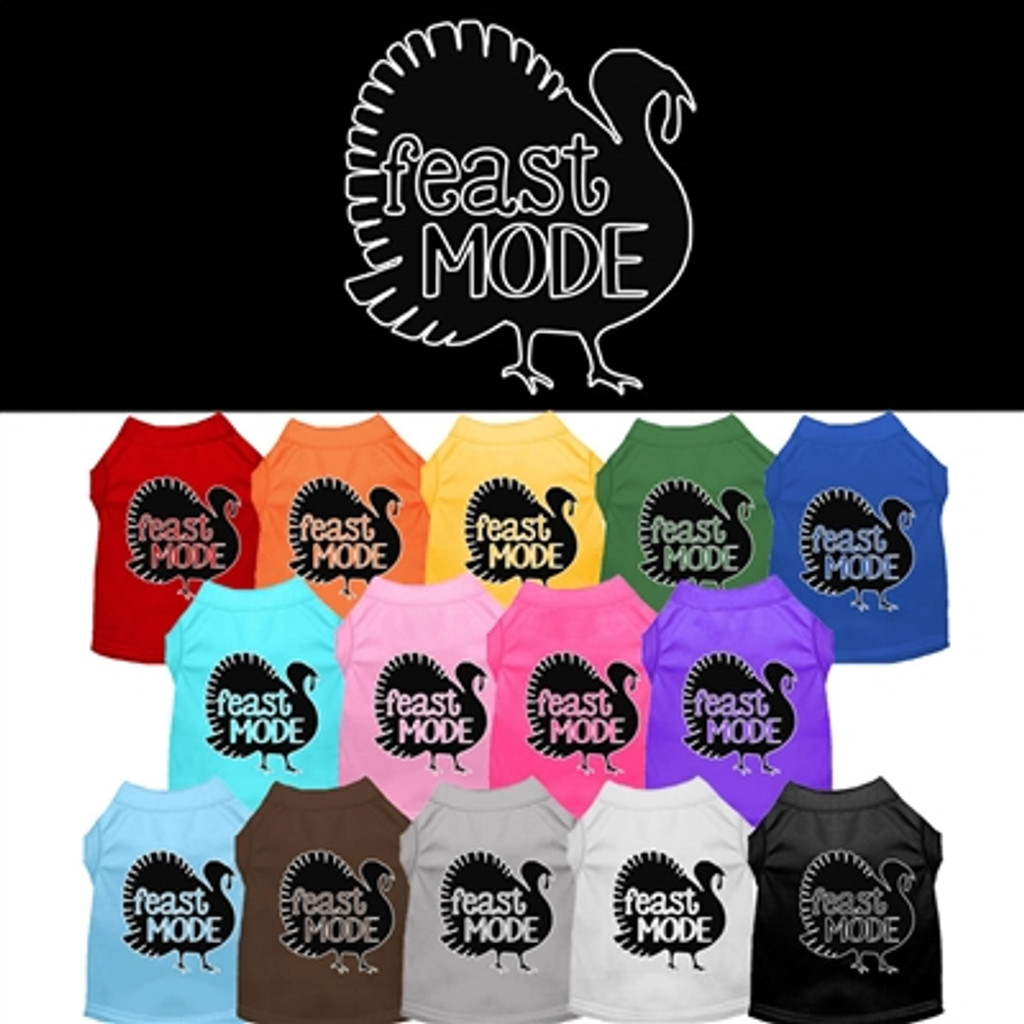 turkey tee for dogs