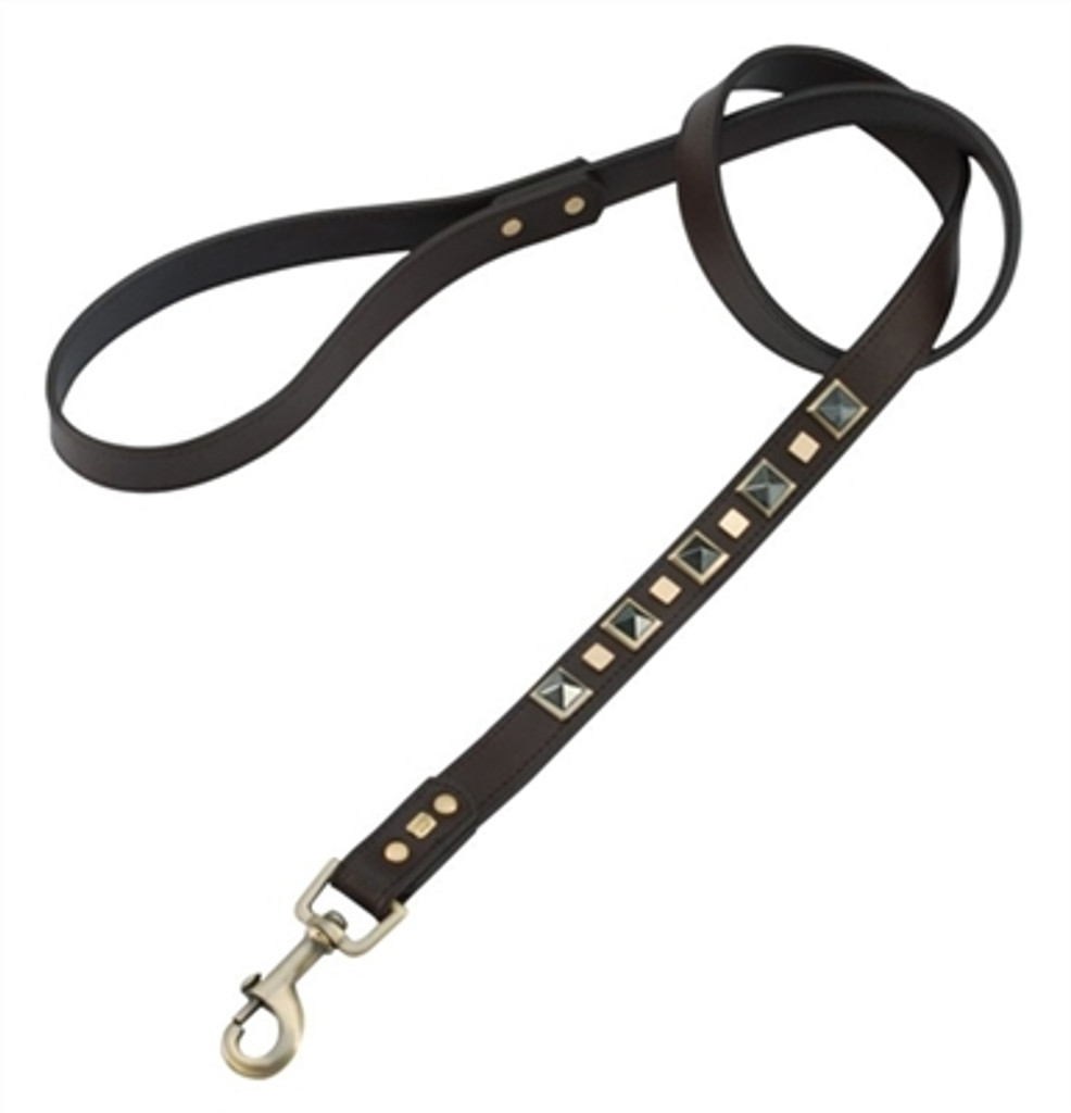 hematite dog leash