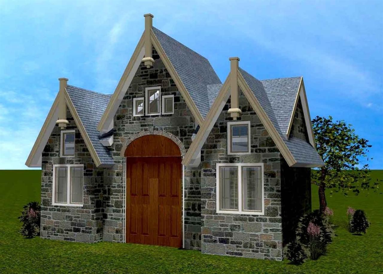 Adirondack Style Dog House | Luxury Dog House | Custom Dog Houses