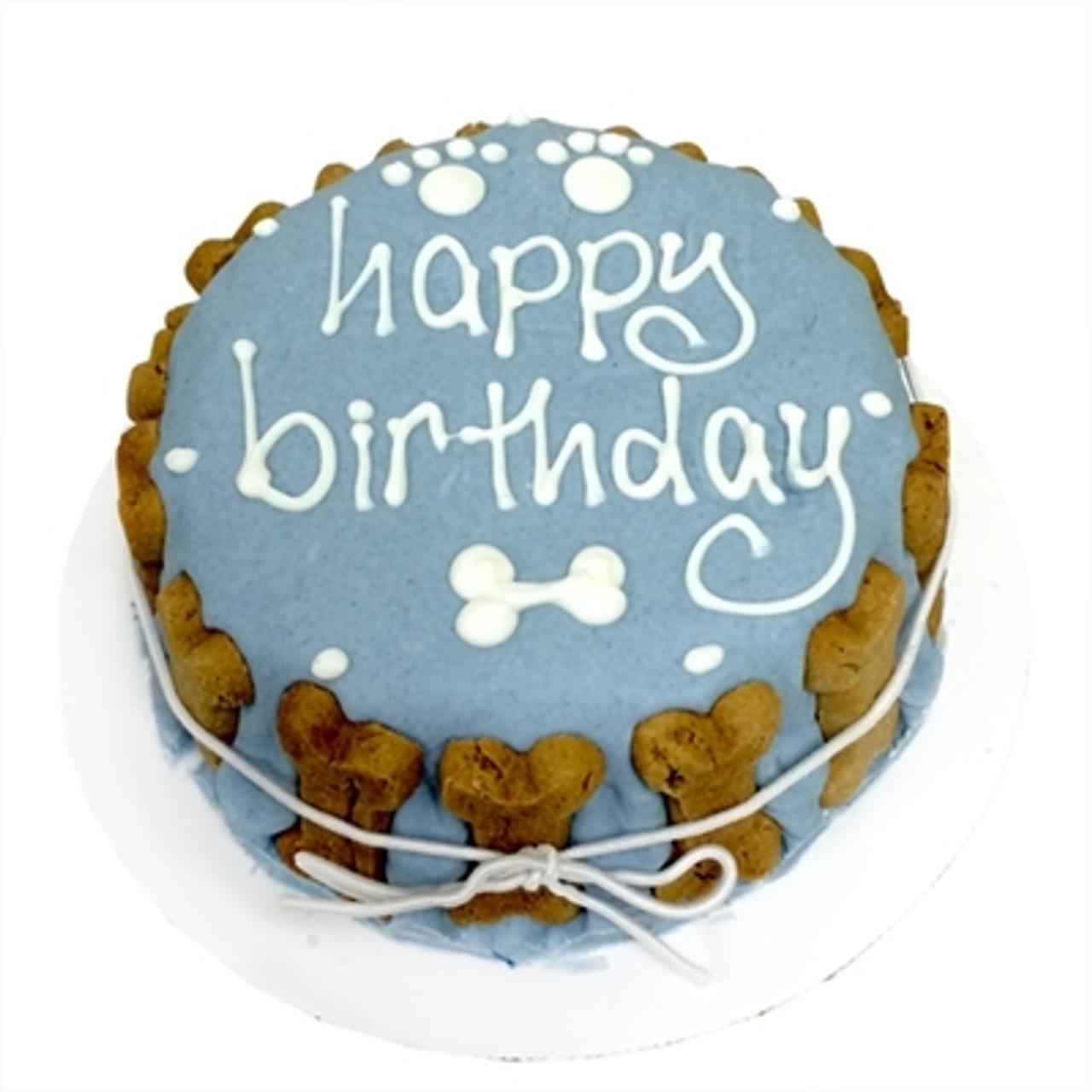 Doggie Birthday Cakes Boy Dog Birthday Cake