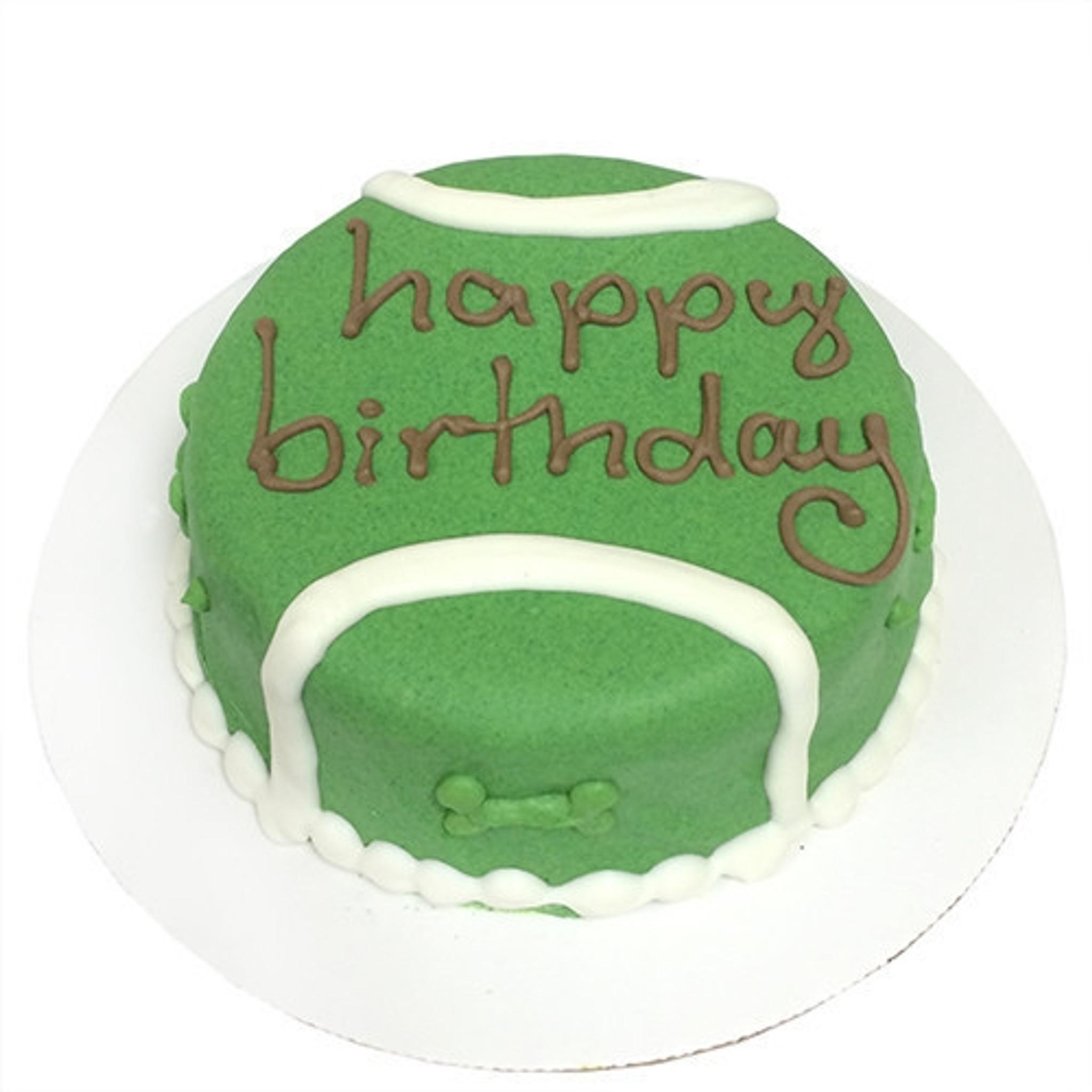 Doggie Birthday Cakes
