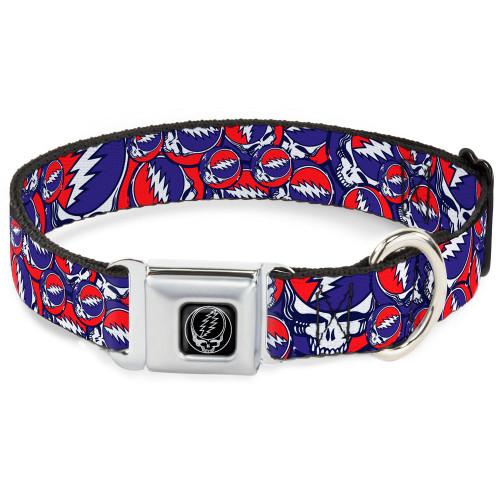 Dog Collar | steal your face dog collar