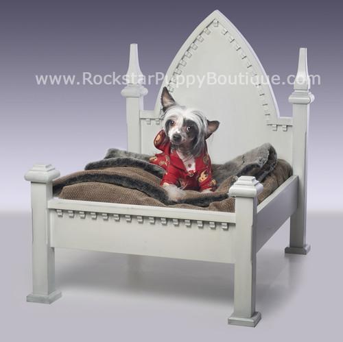 Dog Beds | Gothic Dog Bed