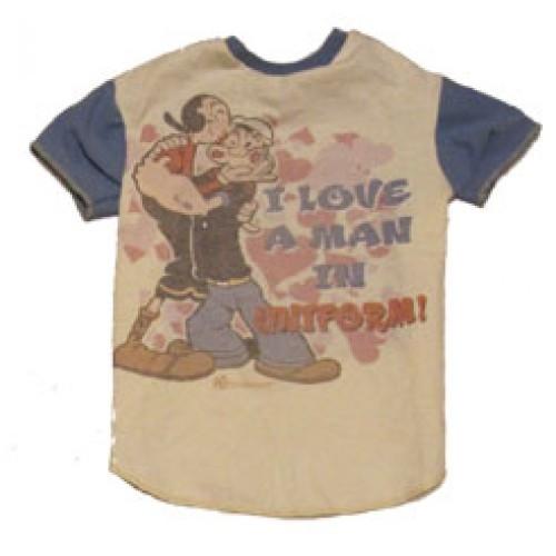 Popeye Man in Uniform