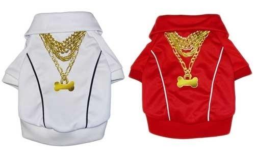 Red Bada Bone Track Jacket