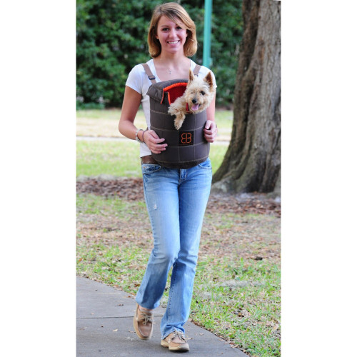 Dog Backpack Carrier | front facing dog carrier