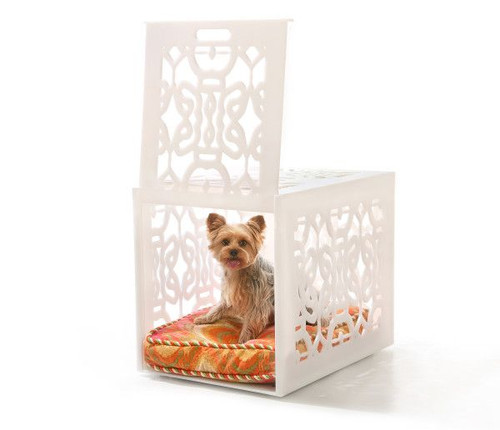 Designer Dog Crate - Mariposa