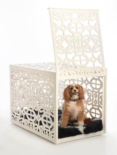 Designer Dog Crate