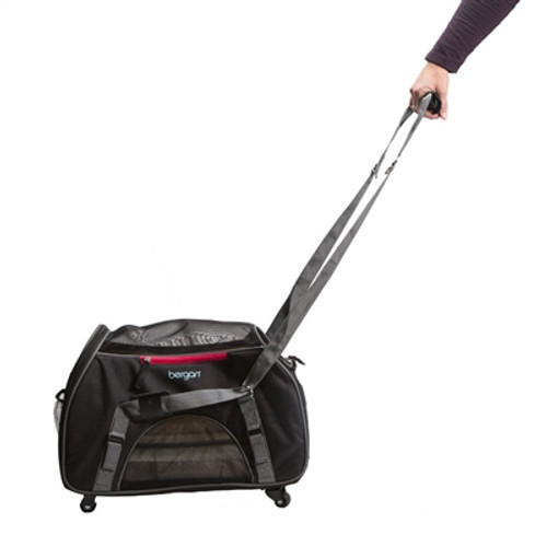 Dog Carrier | Airline Approved Wheeled Travel Dog Carrier