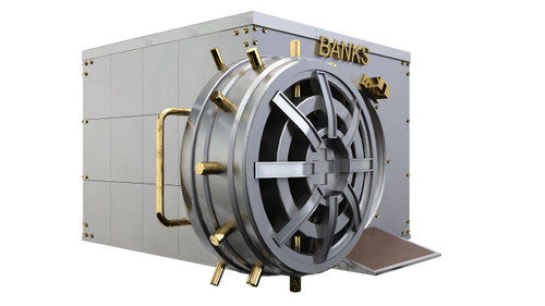 bank vault doghouse