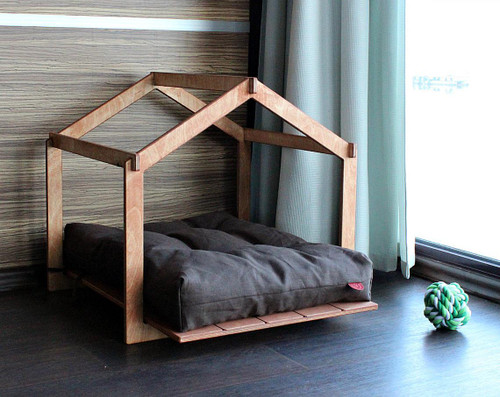 minimalist dog house