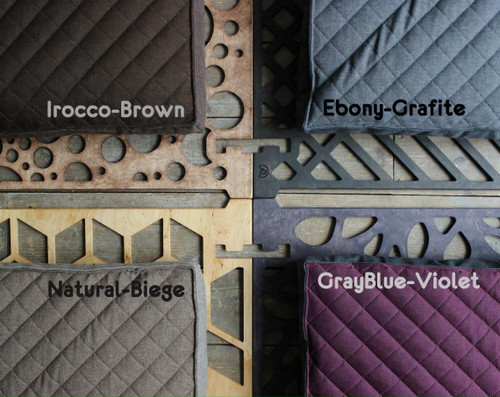 modern dog crate colors