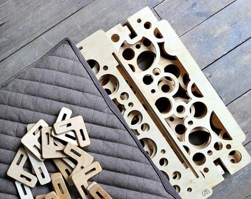 dog crate asembly