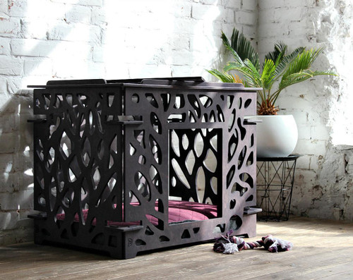 small dog breed crate
