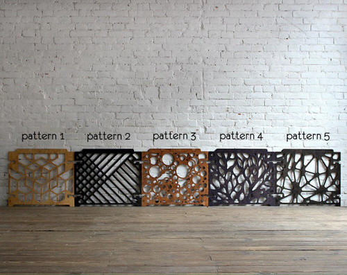 modern dog crate patterns