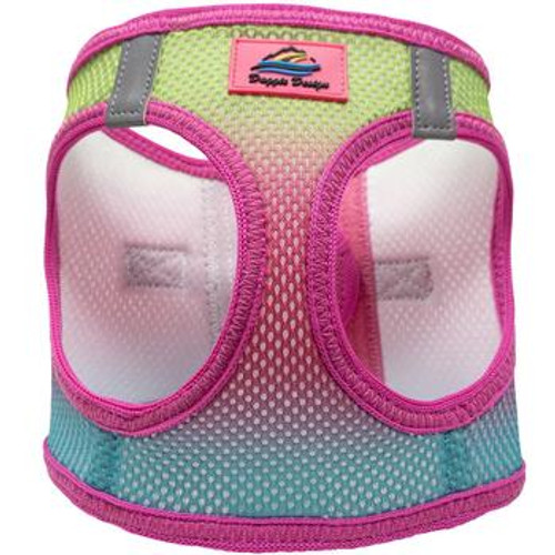 Mesh Dog Harness - Cotton Candy