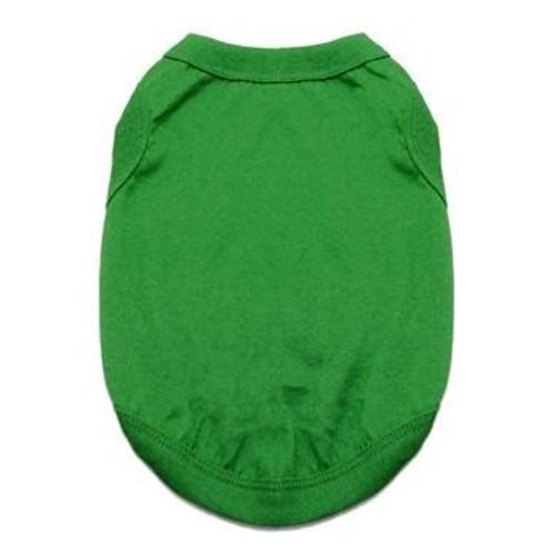 Dog Tank Top - Emerald Green