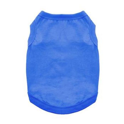 Dog Tank Top - Nautical Blue