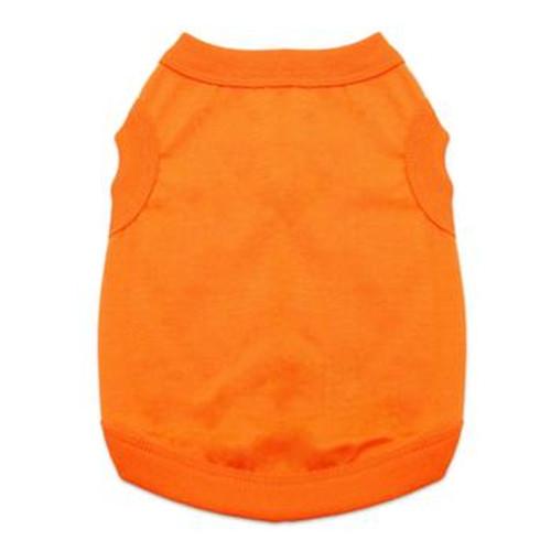 Dog Tank Top - Sunset Orange