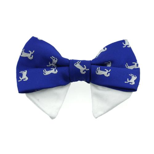 Dog Bow Tie - Navy Blue