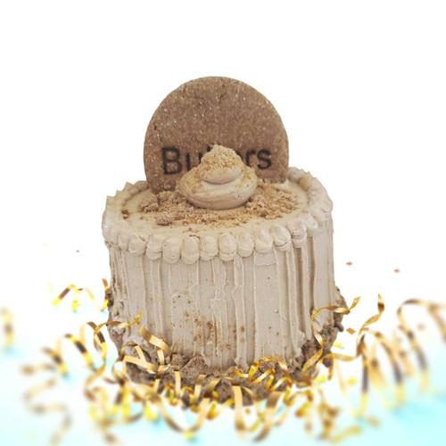 Dog Birthday Cake - Bone-Appletite