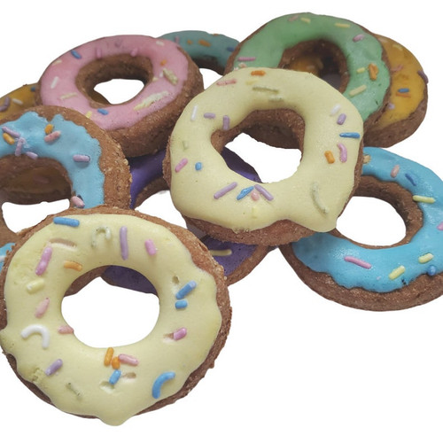 Dog Treats - Bark-fest Delights Doggy Donuts