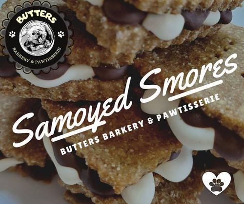 Dog Treats - Samoyed Smores