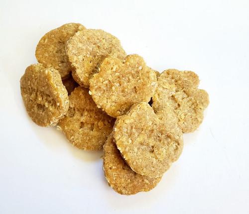Dog Treats - Bananas for Peanut Butters & Oats Bitty Bites