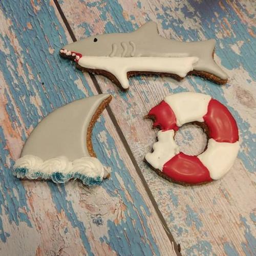 Dog Treats - Shark Week Summer