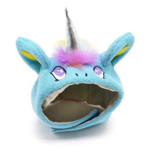 Dog Hat - Blue Unicorn